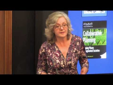 Centenary Lecture Series: 'The Future of Planning: Beyond Growth Dependence' with Yvonne Rydin