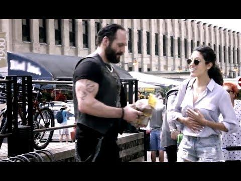 HANNIBAL in Dave's Killer Bread Commercial!
