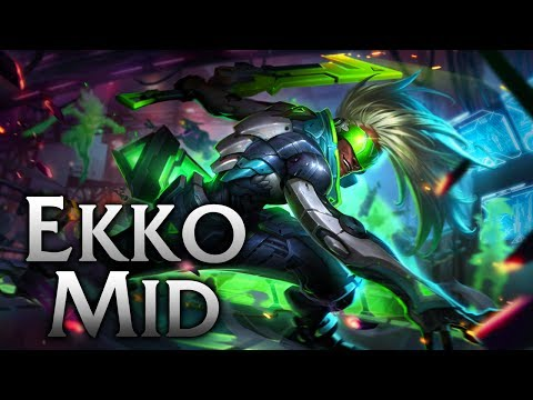 Project: Ekko Mid - League of Legends Commentary
