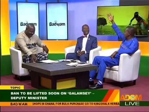 Ban to be Lifted Soon on 'Galamsey' - Badwam Mpensenpensenmu on Adom TV (16-4-18)