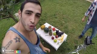 FRUIT NINJA GERÇEK HAYAT