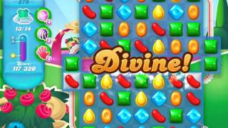 Candy Crush Soda Saga Level 879 (3 Stars)