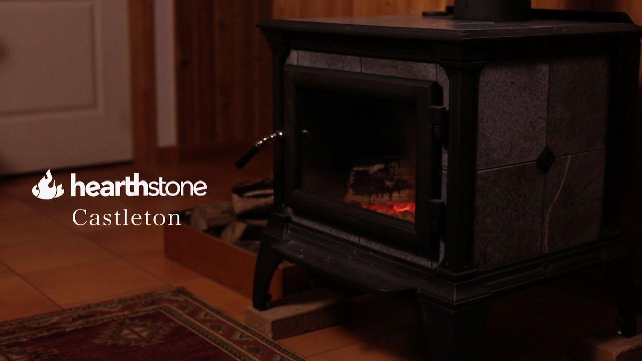 fireplace wood burning stove hearthstone castleton vol 5 short ver