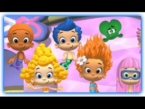 Bubble Guppies Good Hair Day - Bubble Guppies Games