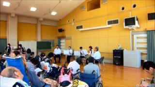 日時 2013年2月24日、14時~ 場所 足柄療護園(神奈川県南足柄市)