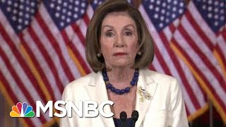 Pelosi Announces House Moving Forward With Articles Of Impeachment | Velshi & Ruhle | MSNBC
