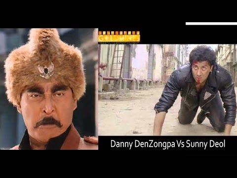 DUBSMASH - Sunny Deol Vs Danny Denzongpa in Ghatak - 2015 Hindi DUBFRIDAY-Motion Loose TV