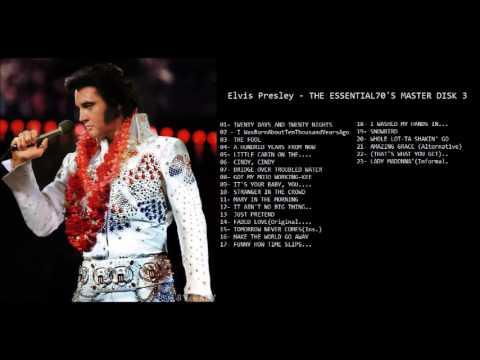 Elvis PresleyTHE ESSENTIAL70'S MASTER DISK 3