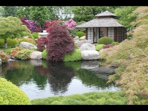 An Extraordinary Japanese Garden Un Jardin Japonais Extraordinaire