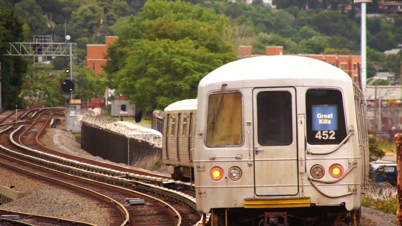 Mta Staten Island Railway Map