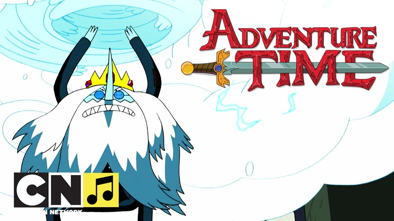 Fabelhaft Adventure Time ♫ Where Everybody Knows Your Name ♫ Cartoon #OB_01