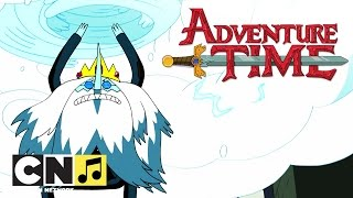 Adventure Time ♫ Where Everybody Knows Your Name ♫ Cartoon Network