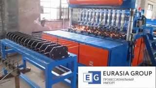 Автоматическая линия для производства сварных сеток серии DNW