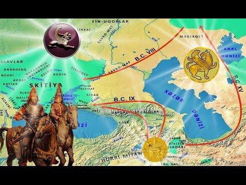 Motherland of Scythians - Azerbaijan