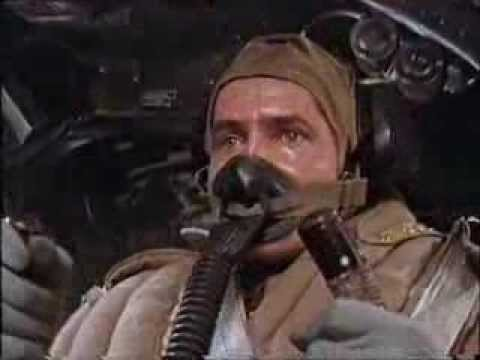 """Help Yourselves Everybody -There's No Fighter Escort"" Battle of Britain movie clip"