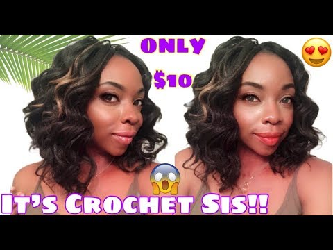 Kima Braid Ocean Wave Knotless Crochet Braids Hair Tutorial | START to FINISH