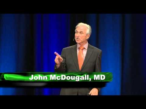 John McDougall,MD - Welcome and Introductory Remarks & Dr. McDougall's Color Picture Book