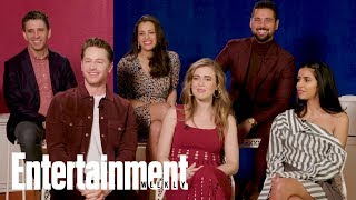 'Manifest' Cast Reveals Which Dire Situation They Would Most Like To Endure | Entertainment Weekly