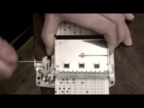 DIY Music Box: MALAGUEÑA by Tino Contreras (SALSA MAG App is available on AppStore)
