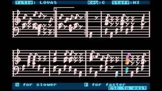 Lovas (Bank Street Music writer, ATARI800XL)