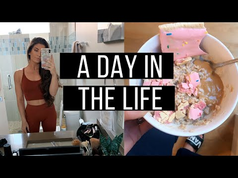 A Day In My Life | FDOE | Trying New Skincare
