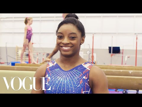 Thumbnail: 73 Questions With Simone Biles | Vogue