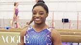 73 Questions With Simone BilesVogue