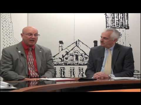 The Jewish View-Bruce Hidley, Albany County Clerk; Frank Merola, Rensselaer County Clerk