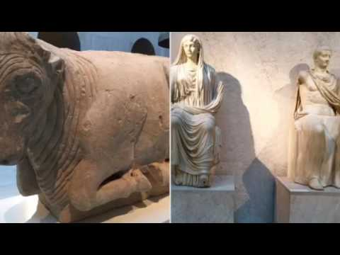 National archaeological Museum Madrid