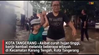 Warga Ogah Diungsikan, Ini Penjelasan Camat Karang Tengah - ATMnews