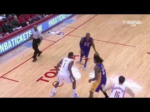 LA Lakers vs HOU Rockets | November 19, 2014 | Full Highlights | HQ | HD |