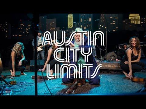Shinyribs on Austin City Limits