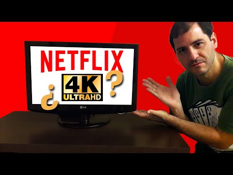 Netflix 4K Hdr ¿Vale La Pena? (UltraHD Vs HD)