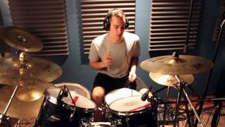 """30 Years To Life"" by Slash Drum Cover"