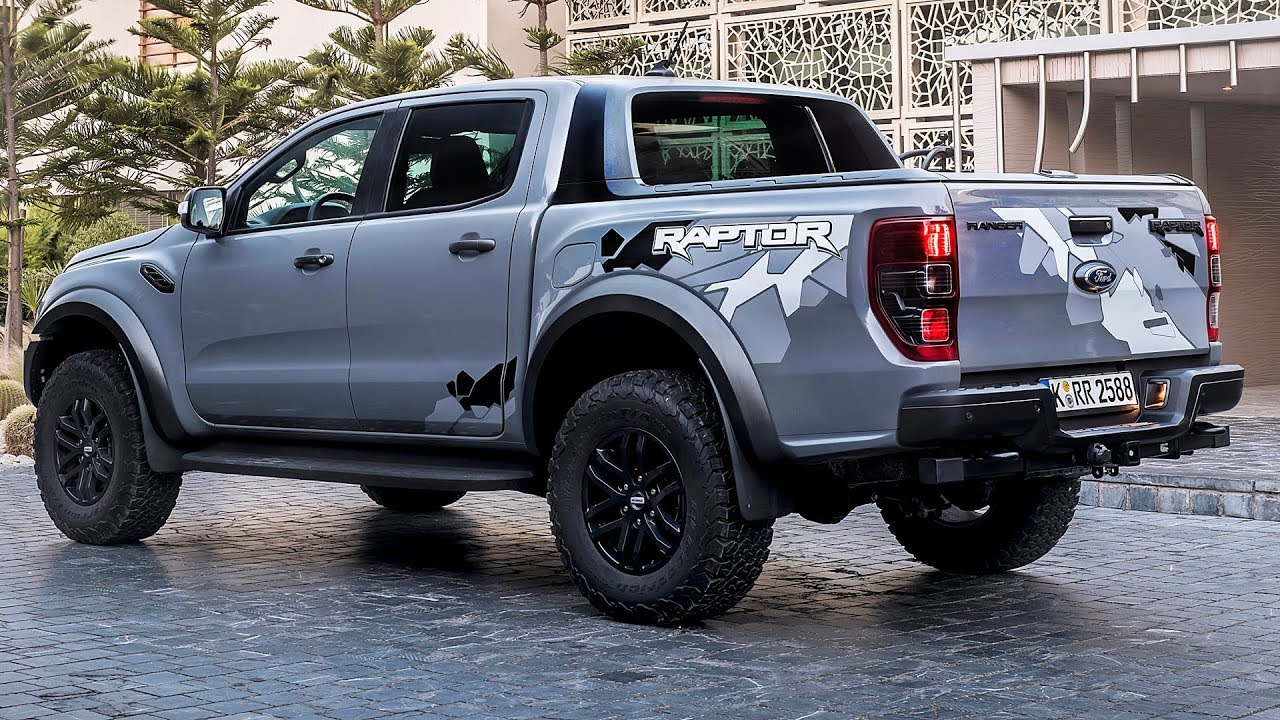 2019 Ford Ranger Raptor Interior Exterior Off Road Youtube