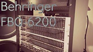 Behringer FBQ 6200 Unboxing & Overview!