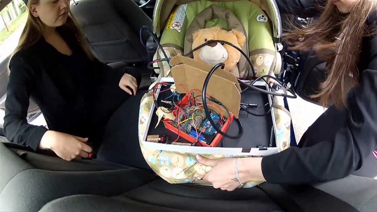 Smart Car Seat - YouTube