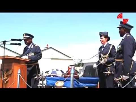 General Officer Commanding Air Command Change ofCommand Parade