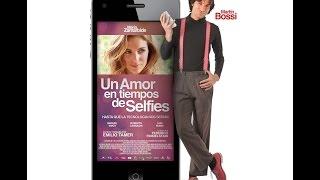 Un amor en tiempos de selfies en HD
