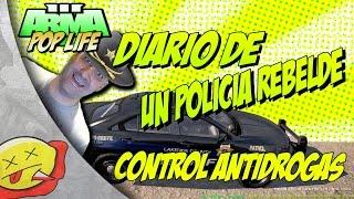 01 | PoP LiFe | Diario de un policia rebelde: Control Antidrogas | Arma 3 Life Gameplay