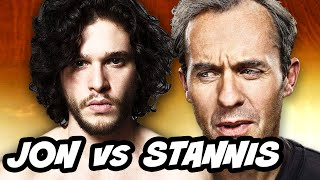 Game Of Thrones Season 6 Q&A - Jon Snow Is The Guy