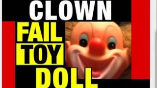 Video Scary Clown Doll Funny LoL Videos:Funny Video Fail Toy Review Mike Mozart of JeepersMedia on YouTube download MP3, 3GP, MP4, WEBM, AVI, FLV Juli 2018
