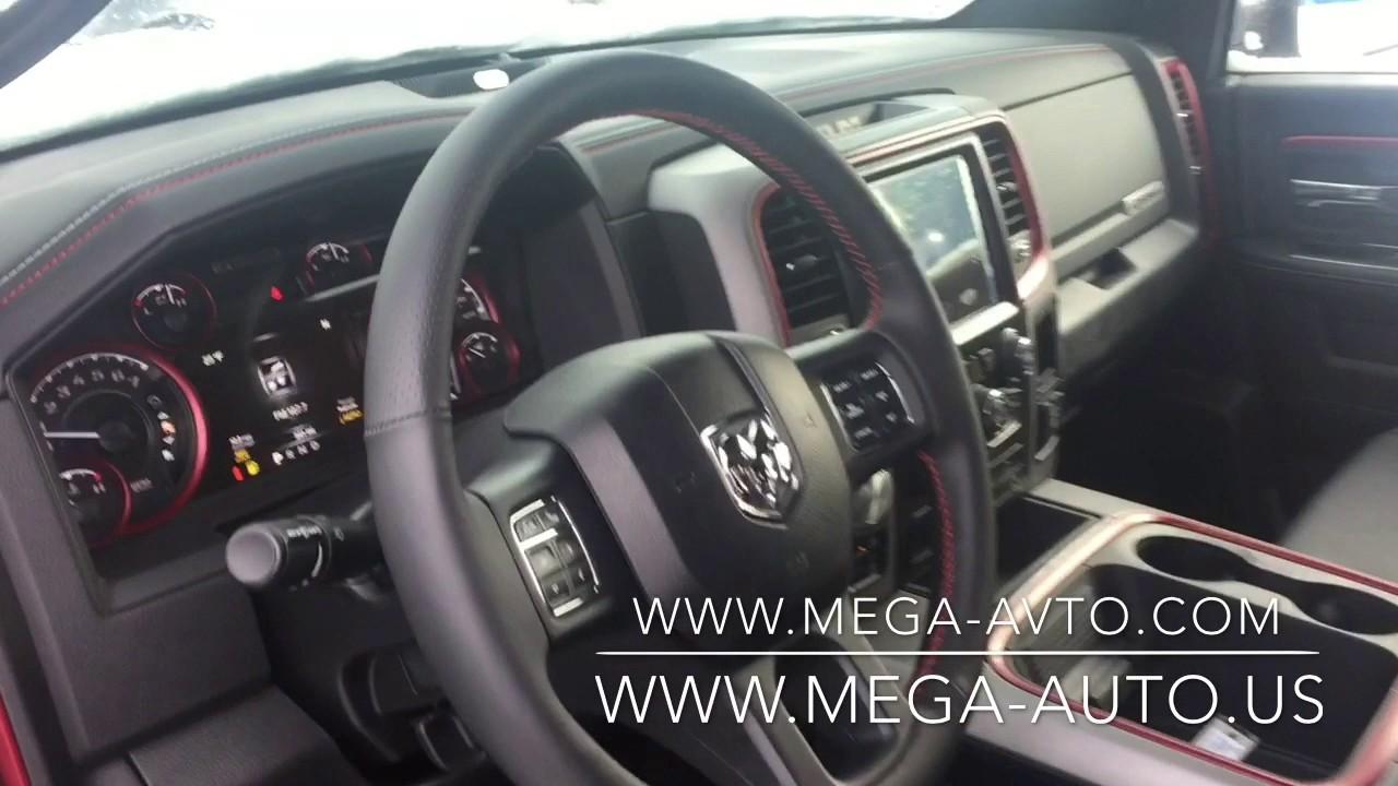 Dodge RAM 1500 Rebel TRX (Бунтарь), V-6.2 л, 575 лс - YouTube