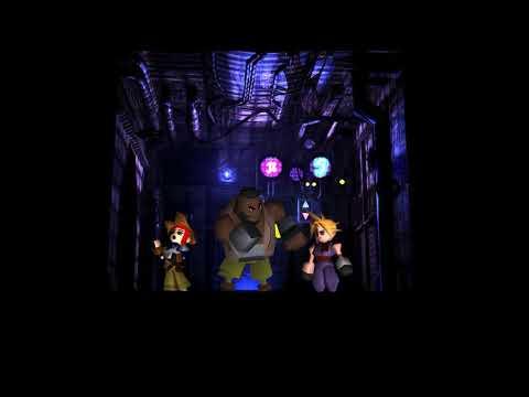 Бета-мод для Final Fantasy VII, содержащий HD текстуры, улучшенные нейросетью