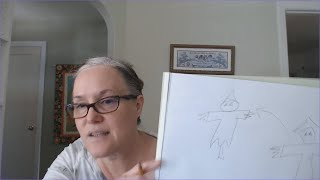 Virtual Family Camp Crafts - Drawing with Your Children
