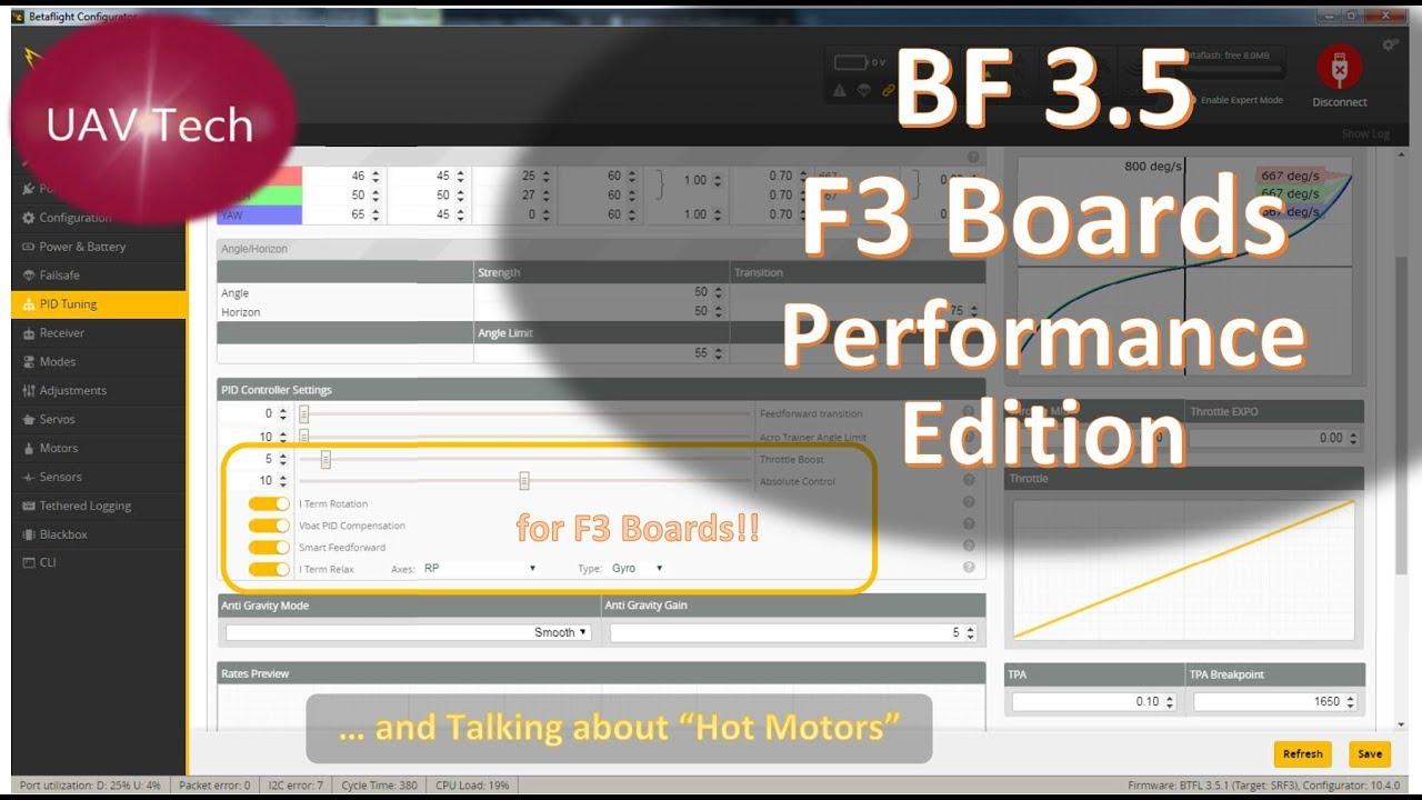 betaflight 3.5
