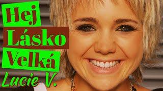 HEJ LÁSKO VELKÁ - Lucie Vondráčková a Filip Blažek (oficiální videoklip)