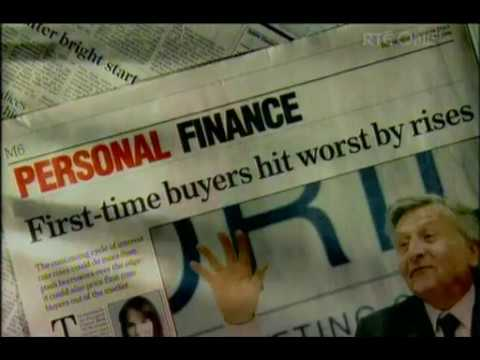 Future Shock  Irish Property Crash