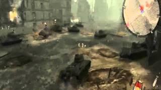 Panzer Elite Action random gameplay