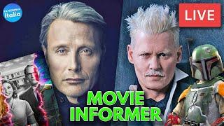 Scopri il nostro nuovo canale trend zone filmisnow 👉🏼 http://bit.ly/3ovakjf 🤩la notizia ci ha colpiti come un fulmine a ciel sereno: #johnnydepp è stato...